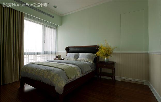 羅公館 毛肧屋,臥室