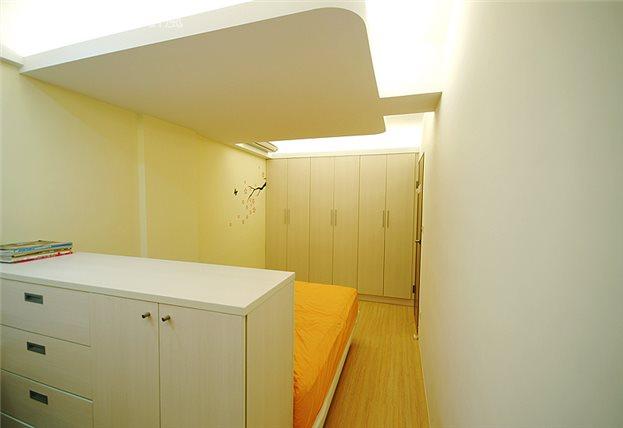 賦予30年老屋一個新生命,臥室