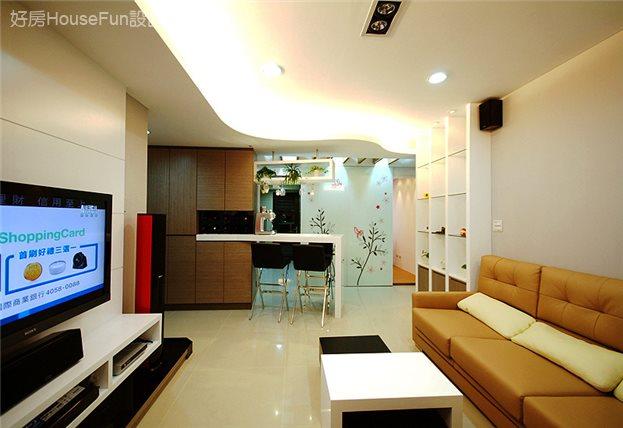 Create生活的幸福領域,客廳