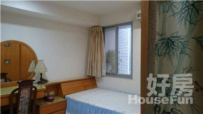 好房網租屋-半套房、保全高樓層電梯、獨立衛浴、採光佳、有廚房照片1
