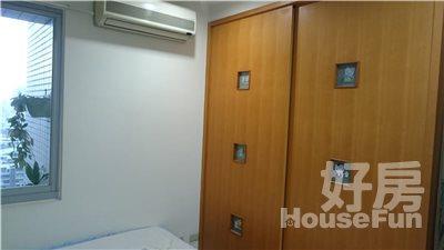 好房網租屋-半套房、保全高樓層電梯、獨立衛浴、採光佳、有廚房照片2