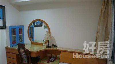 好房網租屋-半套房、保全高樓層電梯、獨立衛浴、採光佳、有廚房照片3