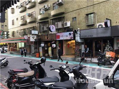 好房網租屋-台北東區統領商圈精緻金店面,有衛浴照片3