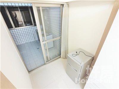 好房網租屋-台水電.超大間一房一廳.陽台洗.流理台.電梯管理室照片10