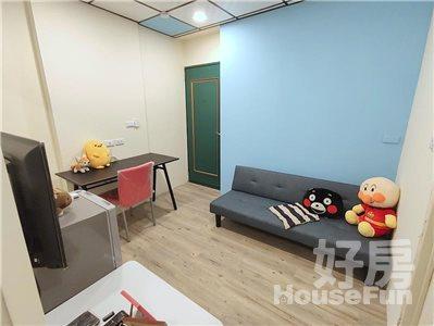 好房網租屋-【新光遠百/逢甲河南】兩房陽台獨洗分離式木質溫馨照片2