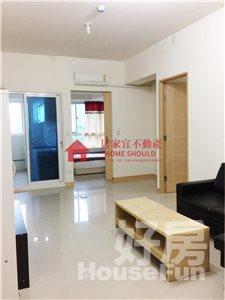 好房網租屋-台北灣江南綠意盎然景觀三房照片3