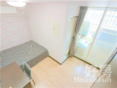 好房網租屋-一房一廳.稀有可寵.陽台獨洗烘.電梯子母車.照片4