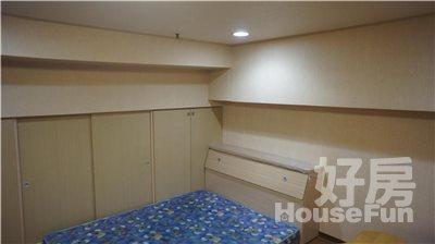 好房網租屋-免仲費、少見樓中樓22坪電梯大空間雙套房~照片1