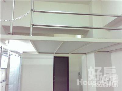 好房網租屋-【電梯】永安捷運5分鐘、陽台落地窗、採光套房照片5