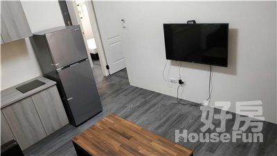 好房網租屋-❤❤典雅裝潢,全新落成未住,傢俱齊全,豪宅級2房!照片1