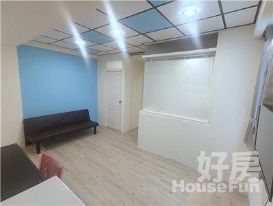 好房網租屋-【新光遠百/青海漢口】全新兩房流理台木質雙採光沙發照片2