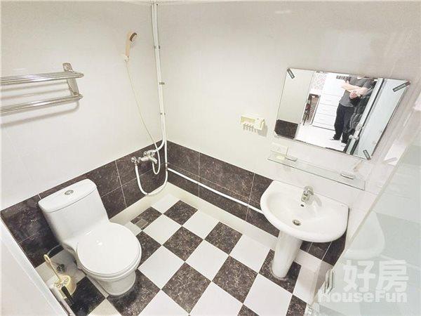 好房網租屋-台水電.超大間一房一廳.陽台洗.流理台.電梯管理室照片11