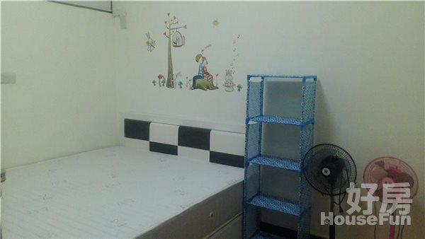 好房網租屋-福星公園旁精緻2房附家具家電有獨立廚房照片4