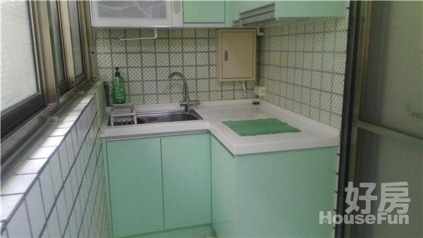好房網租屋-福星公園旁精緻2房附家具家電有獨立廚房照片9