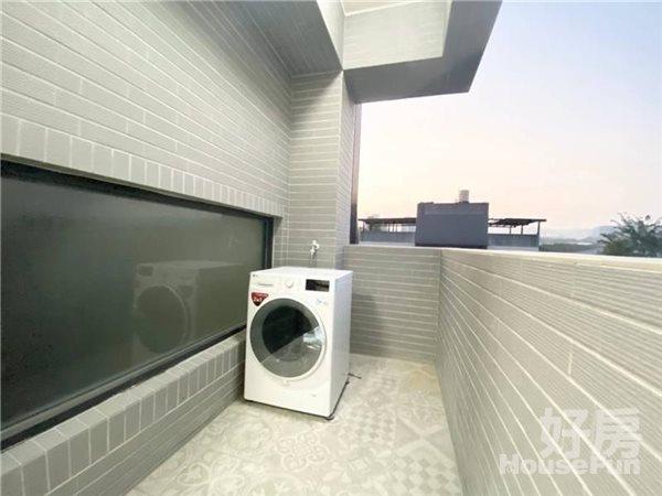 好房網租屋-全新一房一廳.陽台獨洗流理台.稀有可寵.絕美照片2