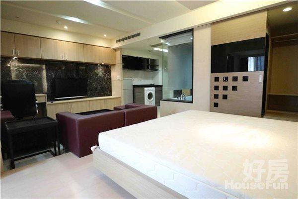 好房網租屋-❤❤精緻美感,豪宅級正一房;逢甲週邊第一指名社區!照片2