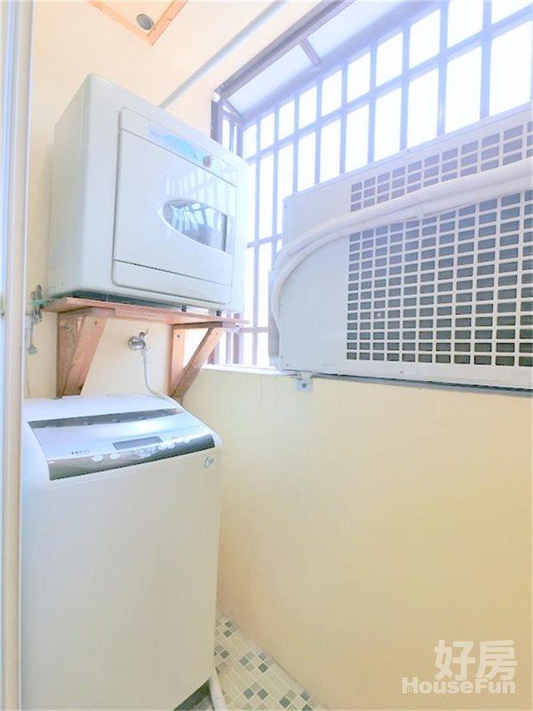 好房網租屋-一房一廳.稀有可寵.陽台獨洗烘.電梯子母車.照片9