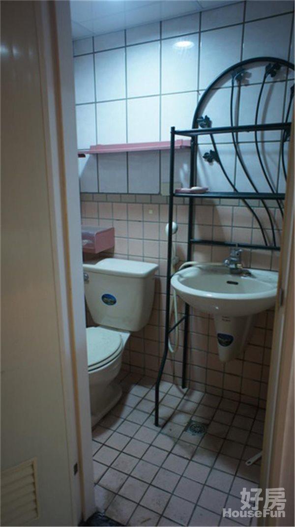 好房網租屋-免仲費、少見樓中樓22坪電梯大空間雙套房~照片13