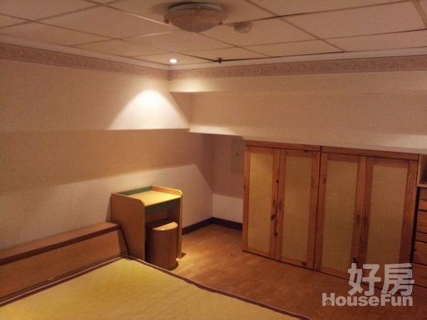 好房網租屋-免仲費、少見樓中樓22坪電梯大空間雙套房~照片9