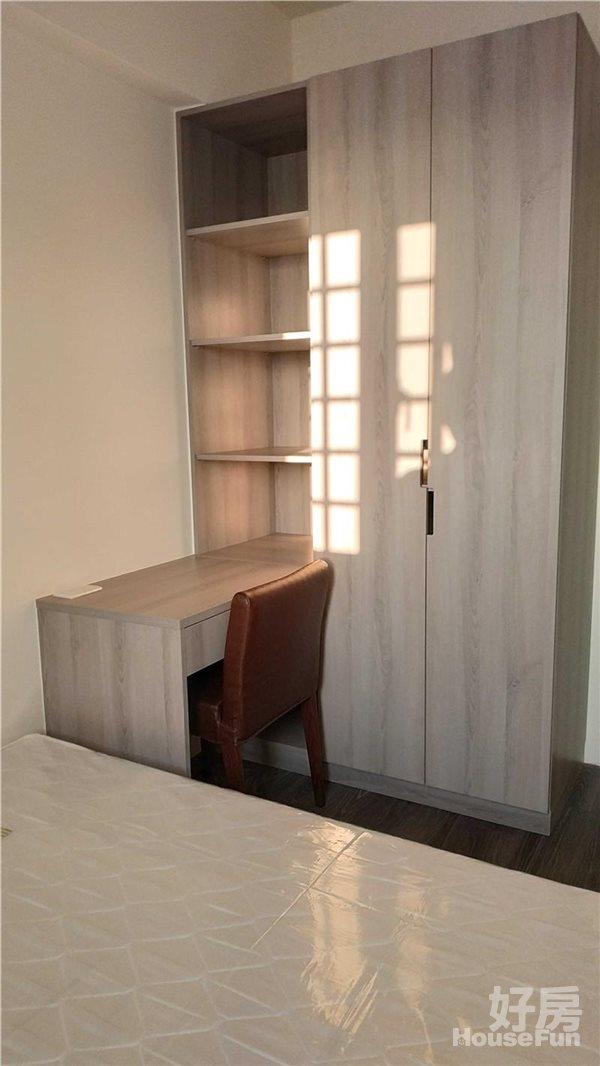 好房網租屋-❤❤典雅裝潢,全新落成未住,傢俱齊全,豪宅級2房!照片8