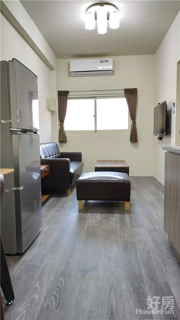 好房網租屋-❤❤典雅裝潢,全新落成未住,傢俱齊全,豪宅級2房!照片12