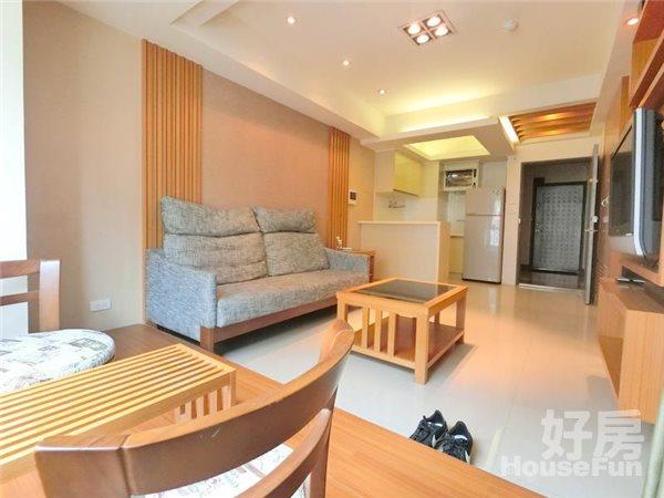 好房網租屋-日式和風一房一廳.台水電小廚房.電梯管理室照片3