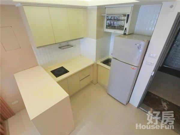 好房網租屋-日式和風一房一廳.台水電小廚房.電梯管理室照片4