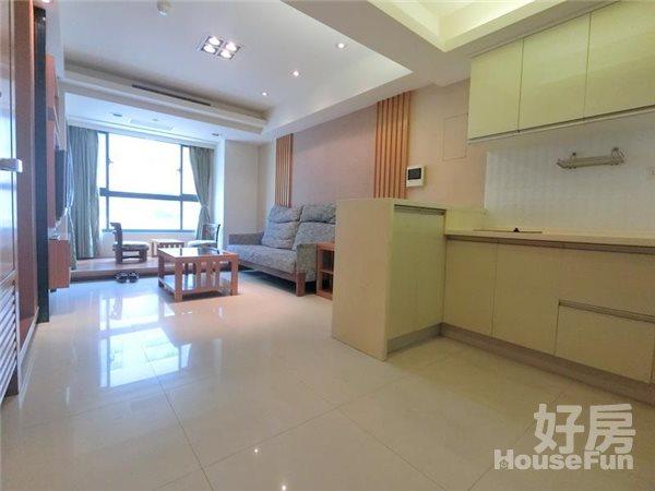 好房網租屋-日式和風一房一廳.台水電小廚房.電梯管理室照片2