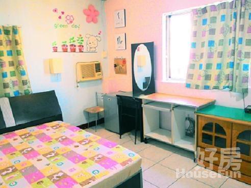 好房網租屋-高醫高雄車站長短期套房出租,可短期1個月。自助洗衣照片2