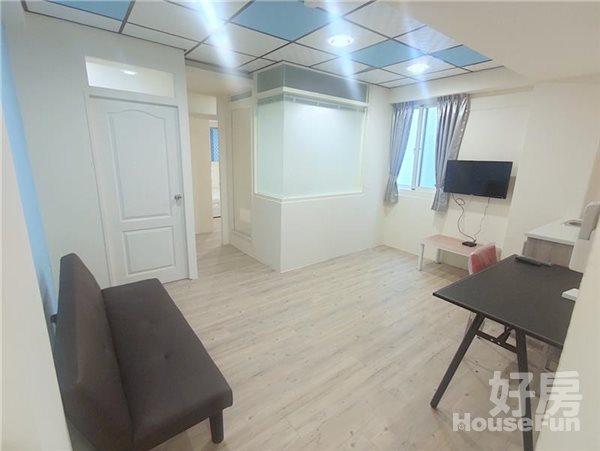好房網租屋-【新光遠百/青海漢口】全新兩房流理台木質雙採光沙發照片1