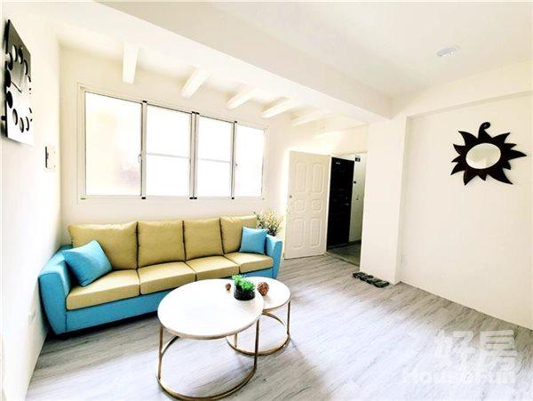好房網租屋-歡迎合租,永興街全新整理3房,屋主自租免仲介費照片1