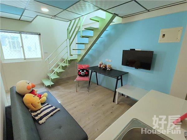 好房網租屋-【新光遠百/逢甲河南】全新樓中樓三房流理台木質採光照片2