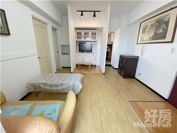 好房網租屋-全新兩房.家具全配.可寵.電梯管理室照片1