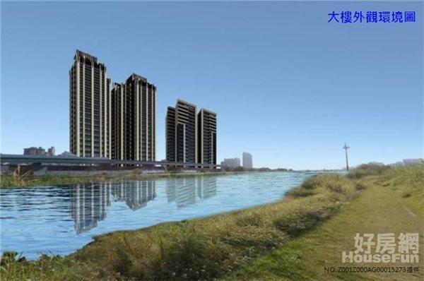 台灣好房-立川琚-高樓層3房+平面車位